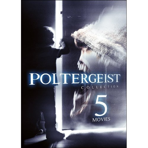 5 Movie Poltergeist Collection 5 Movie Poltergeist Collection