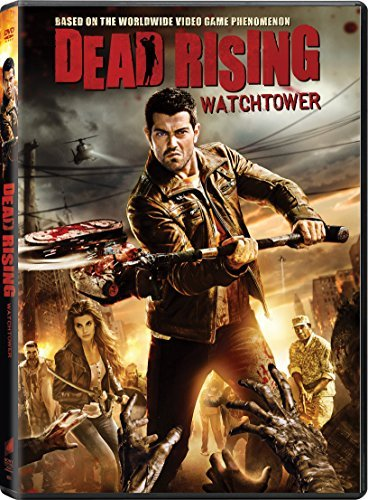 Dead Rising Watch Tower Metcalfe Tracy DVD Nr