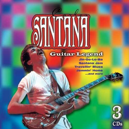 Santana Guitar Legend