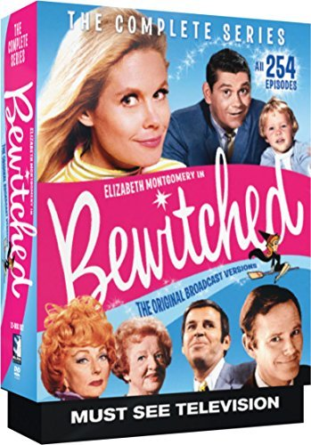 Bewitched Complete Series DVD