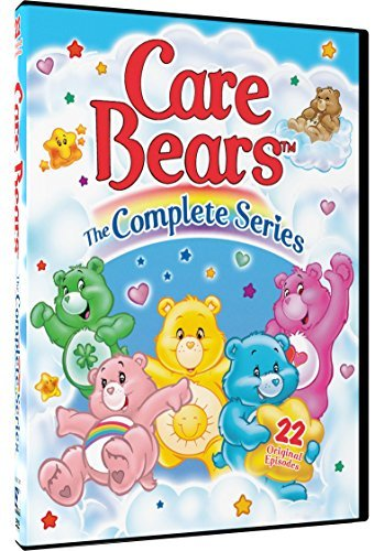 Care Bears Complete Series DVD