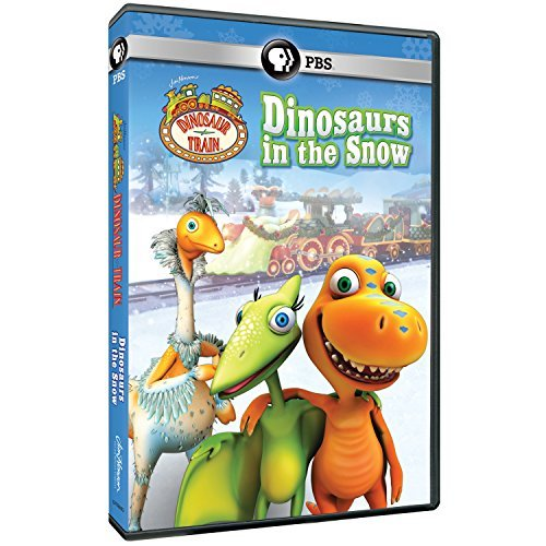 Dinosaur Train Dinosaurs In The Snow DVD