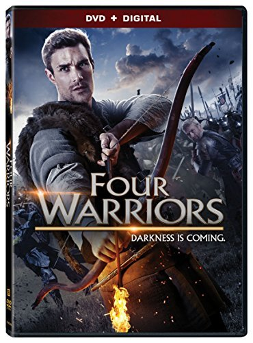 Four Warriors Dane Howard Dane Howard
