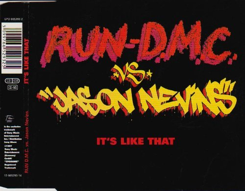 Run Dmc Vs. Jason Nevins It's Like That