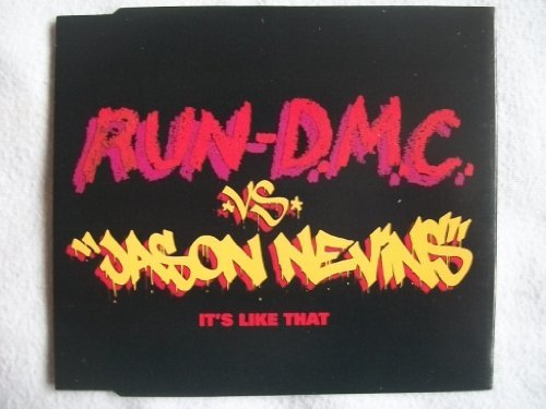 Run Dmc Vs. Jason Nevins It's Like That (cd Single)