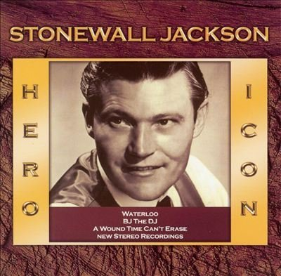 Stonewall Jackson Hero Icon