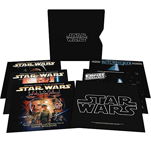 Star Wars The Ultimate Vinyl Collection Soundtrack