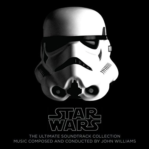 Star Wars The Ultimate Soundtrack Collection Soundtrack 10 Cds + 1 DVD