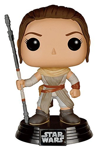 Pop Vinyl Figure Star Wars Episode Vii The Force Awakens Rey Star Wars Episode Vii The Force Awakens Rey