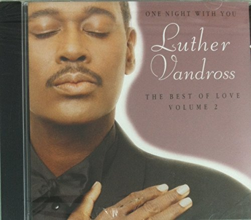 Luther Vandross One Night With You Best Of Love Vol. 2