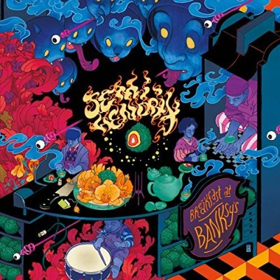 Semi Hendrix Breakfast At Banksys (2 Lp Picture Disc) Breakfast At Banksys (picture Disc)