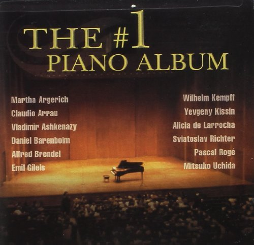 The #1 Piano Album The #1 Piano Album 2 CD