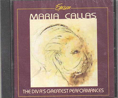 Maria Callas The Diva's Greatest Performances