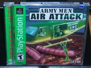 Psx Army Men Air Attack