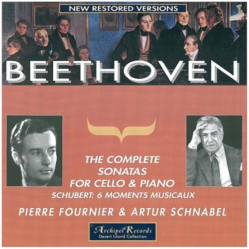 L.V. Beethoven The Complete Sonatas For Cello & Piano