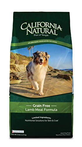 California Natural Grain Free Lamb 15lb