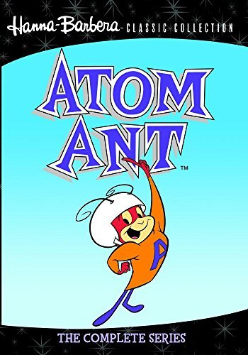 Atom Ant The Complete Series Made On Demand