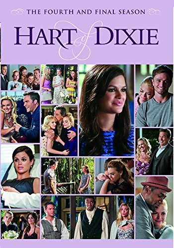 Hart Of Dixie Season 4 Final Season DVD Mod This Item Is Made On Demand Could Take 2 3 Weeks For Delivery