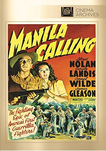 Manila Calling Manila Calling DVD Mod This Item Is Made On Demand Could Take 2 3 Weeks For Delivery