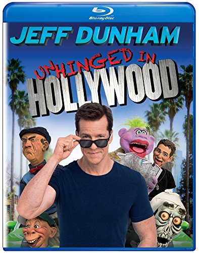 Jeff Dunham Unhinged In Hollywood Blu Ray