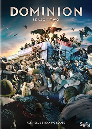 Dominion Season 2 DVD