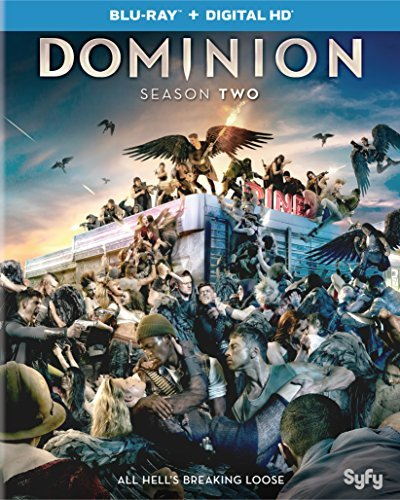 Dominion Season 2 Blu Ray
