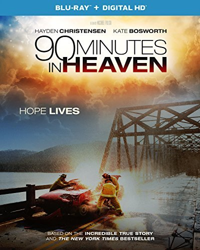 90 Minutes In Heaven Bosworth Christensen Meek Blu Ray Dc Pg13