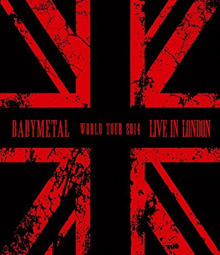 Babymetal Live In London Import Gbr