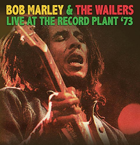 Bob Marley & The Wailers Live At The Record Plant '73 Lp