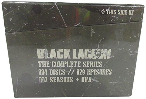 Black Lagoon Premium Edition Blu Ray Nr