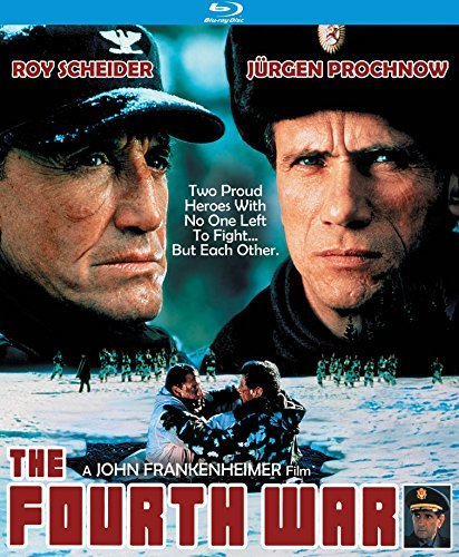 Fourth War Scheider Prochnow Reid Blu Ray R