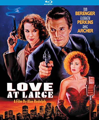 Love At Large Berenger Perkins Archer Blu Ray R