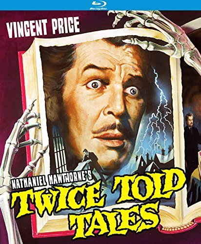 Twice Told Tales Price Cabot Blu Ray Nr