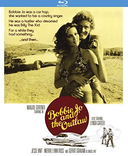 Bobbie Jo And The Outlaw Carter Gortner Vint Blu Ray R