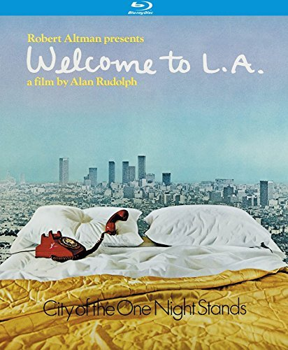 Welcome To L.A. Carradine Kellerman Chaplin Blu Ray R