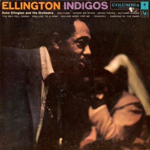 Duke Ellington Indigos 180gm Vinyl