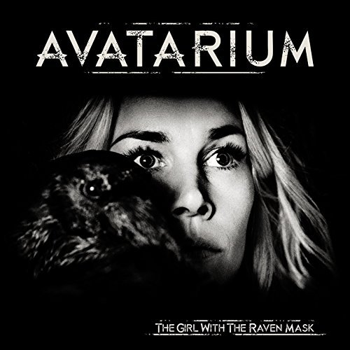 Avatarium Girl With The Raven Mask Import Gbr Incl. DVD