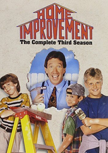 Home Improvement Season 3 DVD
