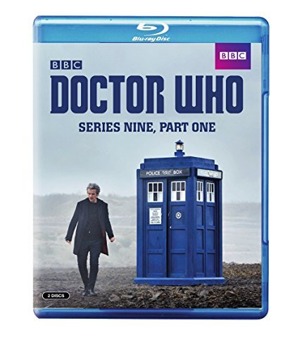 Doctor Who Series 9 Part 1 Blu Ray