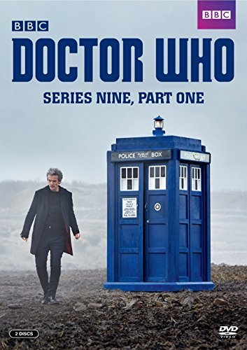 Doctor Who Series 9 Part 1 DVD Series 9 Part 1