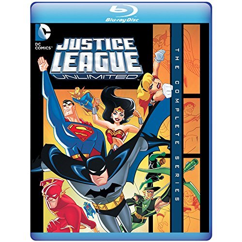 Justice League Unlimited The Complete Series Made On Demand