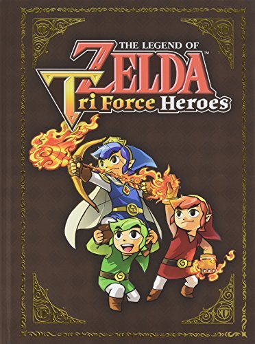Prima Games The Legend Of Zelda Tri Force Heroes Collector's Edition Guide
