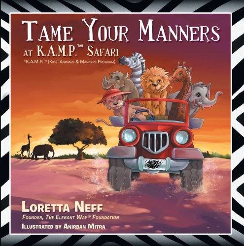 Loretta Neff Tame Your Manners At K.A.M.P. Safari