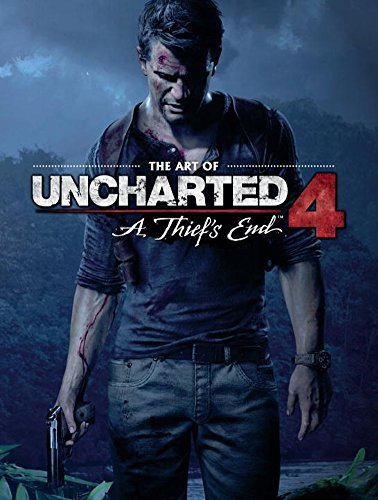 Naughty Dog The Art Of Uncharted 4 A Thief's End