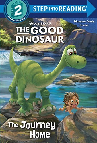 Disney Storybook Artists The Journey Home (disney Pixar The Good Dinosaur)