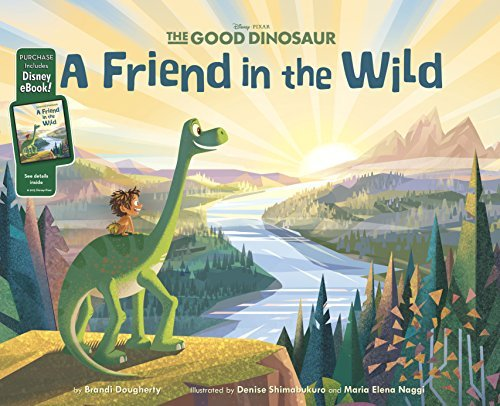 Brandi Dougherty Good Dinosaur A Friend In The Wild