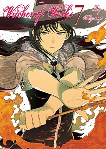 Ryu Mizunagi Witchcraft Works Volume 7