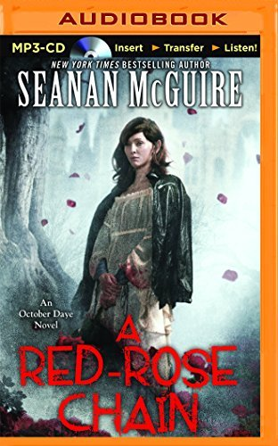 Seanan Mcguire A Red Rose Chain Mp3 CD