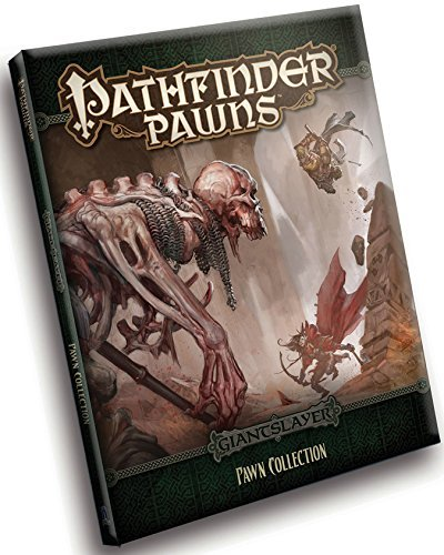 Rob Mccreary Pathfinder Pawns Giantslayer Pawn Collection