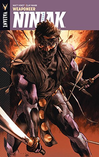 Matt Kindt Ninjak Volume 1 Weaponeer